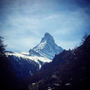Switzerland Zermatt Matterhorn