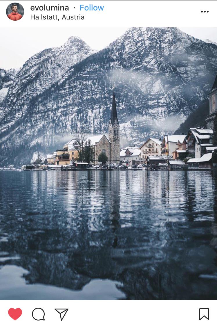 Instagram Bucket List Hallstatt Austria
