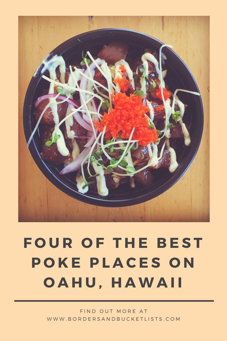 Best Poke on Oahu #poke #food #foodie #oahu #hawaii