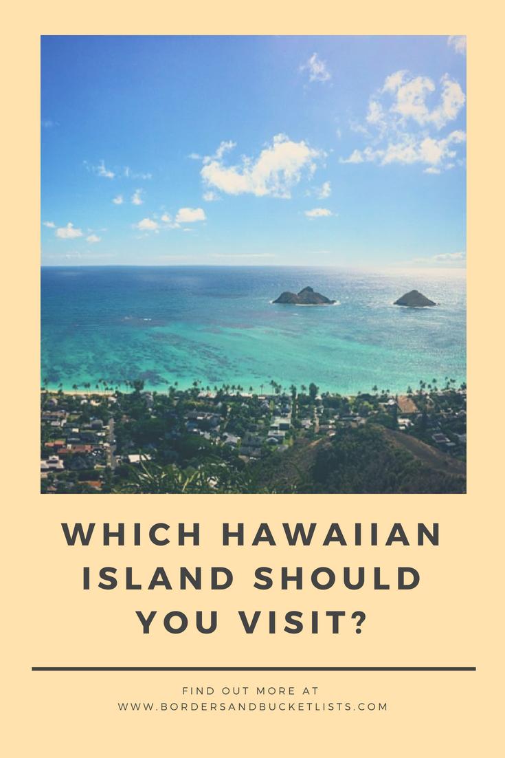 What is the Best Hawaiian Island to Visit? #hawaii #hawaiivacation #hawaiianislands