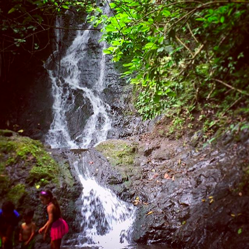 Waterfall Hikes on Oahu Likeke Falls