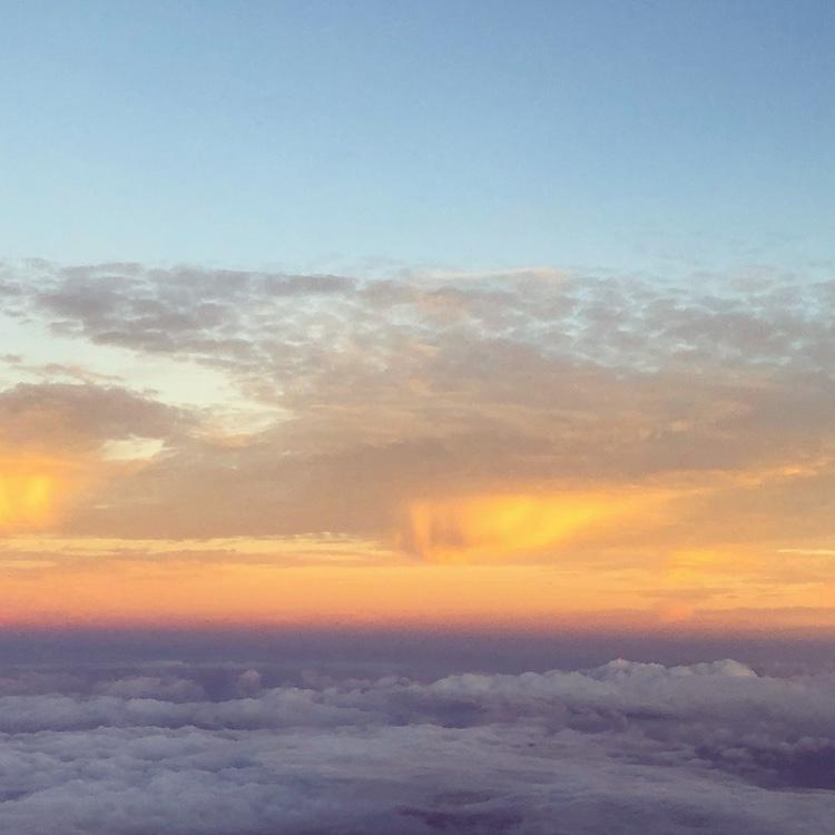 Haleakala Sunrise Colors