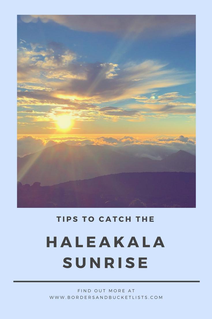 Haleakala Sunrise Pin #Maui #Haleakala #MauiSunrise #HaleakalaSunrise #Hawaii
