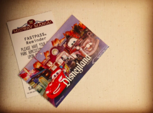 Toy Story Midway Mania Disneyland Disney