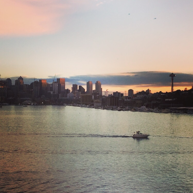 My Favorite Things to Do in Seattle Sunset Views