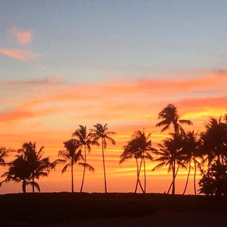 Ko Olina Lagoons Sunset