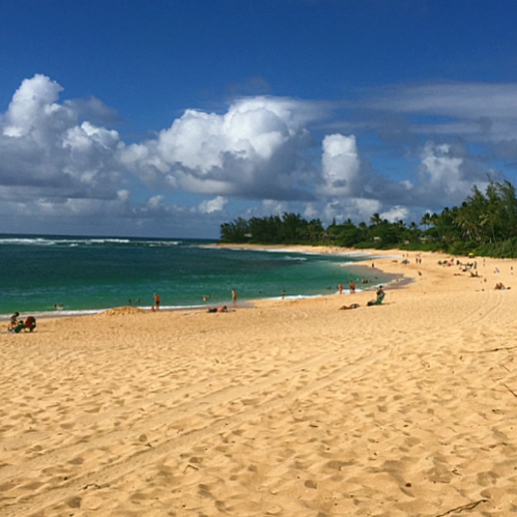 Sunset Beach North Shore, Oahu