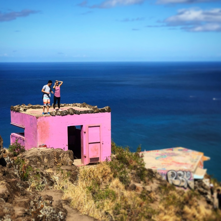 Maili Pillbox Best Hikes on Oahu