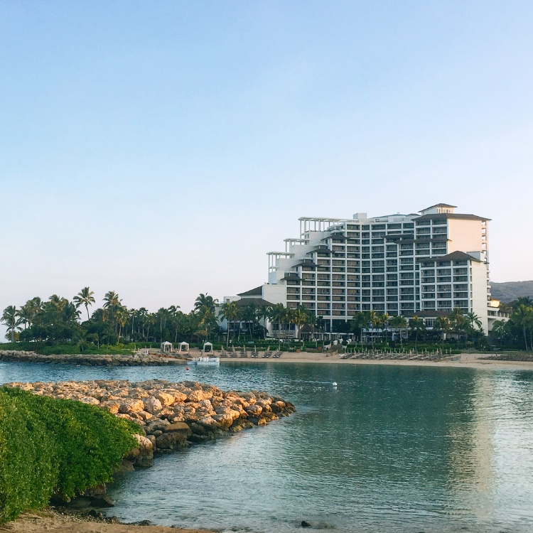 Four Seasons Resort at Ko Olina where to stay on Oahu