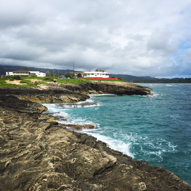 Watch the Waves Crash at Laie Point things to do on oahu