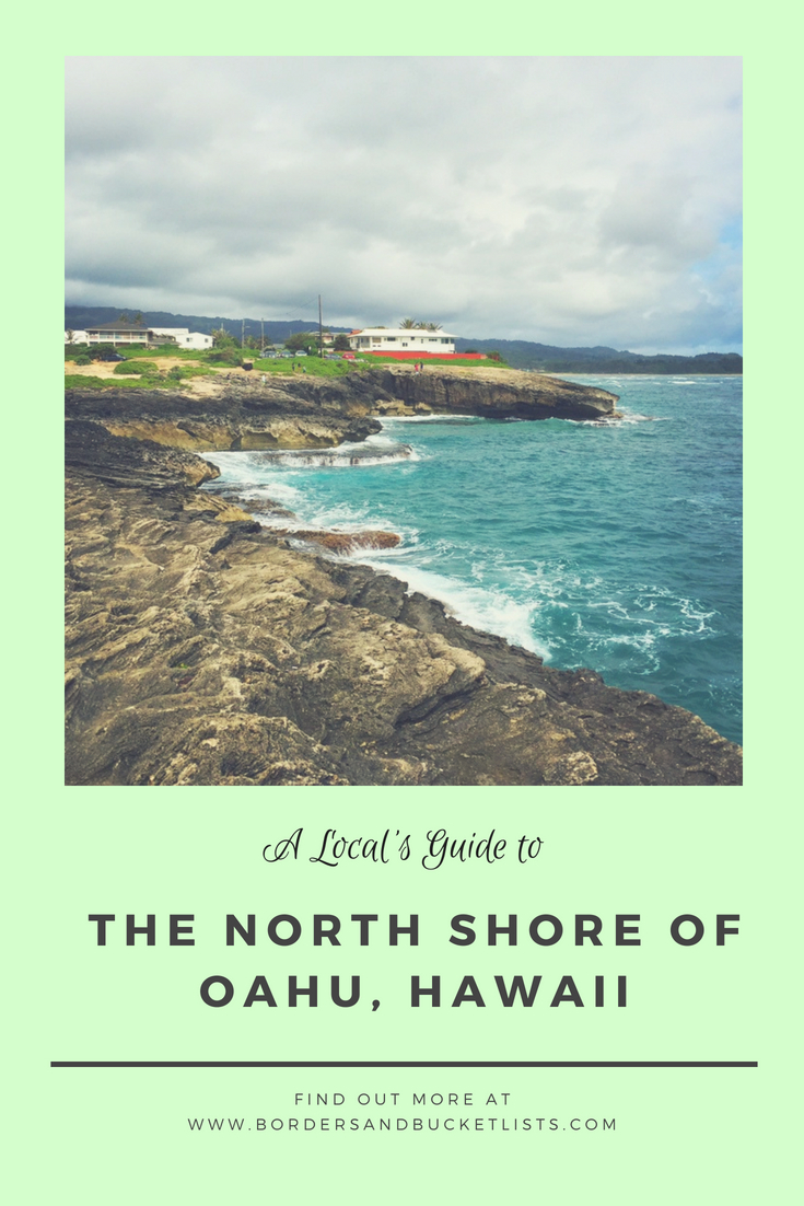 A Local's Guide to the North Shore, Oahu Pin #hawaii #oahu #oahuhawaii #northshore #northshoreoahu #localsguide