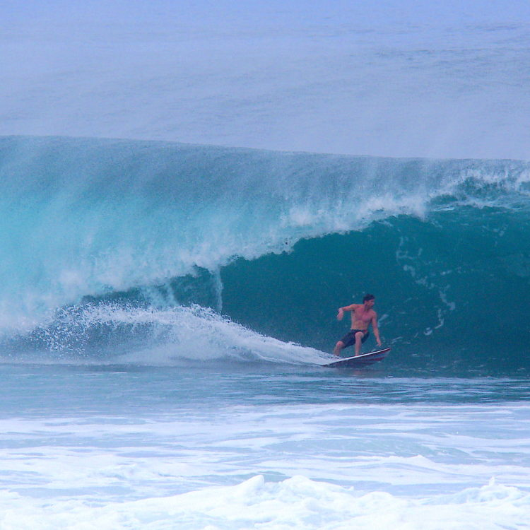 Pipeline Surf Competition