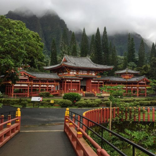 Byodo-In Temple Opener