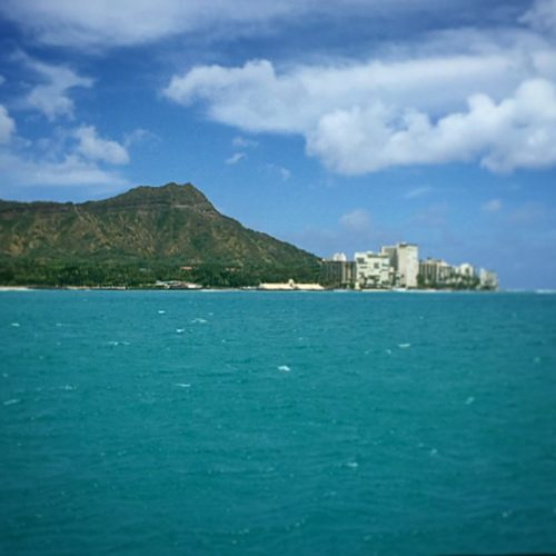 Take a Catamaran Ride Out Past Diamond Head