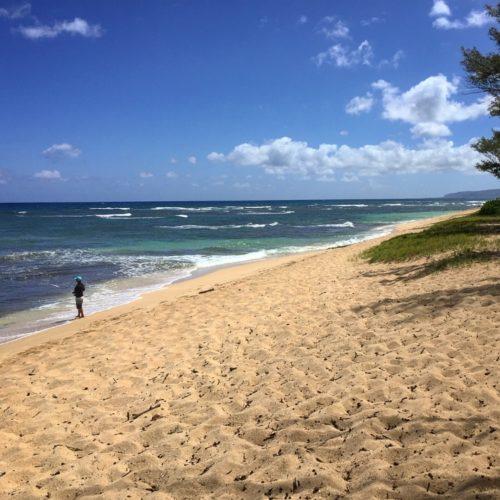 Aweoweo Beach