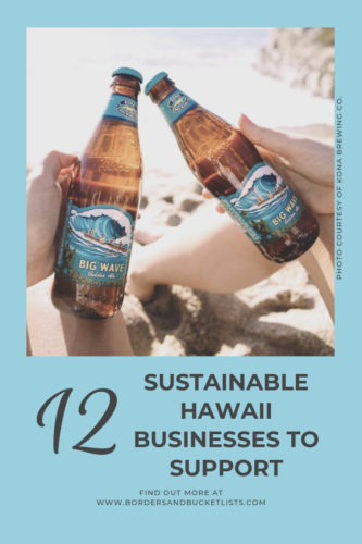 12 Sustainable Hawaii Businesses to Support #hawaii #shoplocal #localbusiness #local #ecofriendly #sustainable