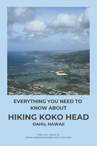 Everything to Know About Hiking Koko Head, Oahu, Hawaii #oahu #hawaii #hiking #oahuhike #kokohead