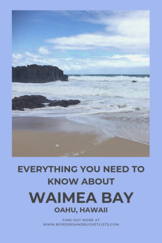 Everything to Know About Waimea Bay, Oahu, Hawaii #waimeabay #oahu #hawaii #northshore