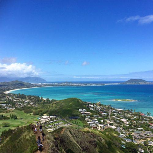 Kailua Beach Opener