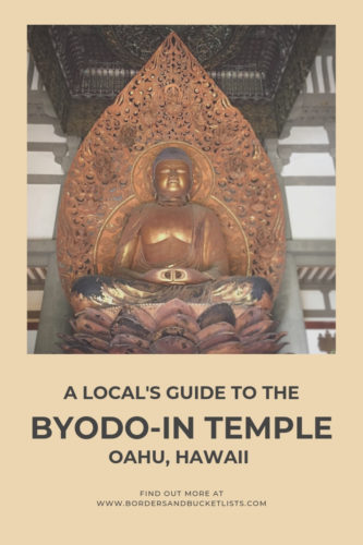 A Local's Guide to the Byodo-In Temple #oahu #hawaii #byodoin #byodointemple