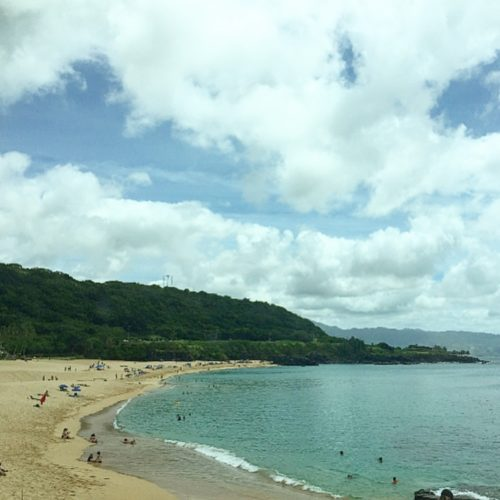 Waimea Bay Summer