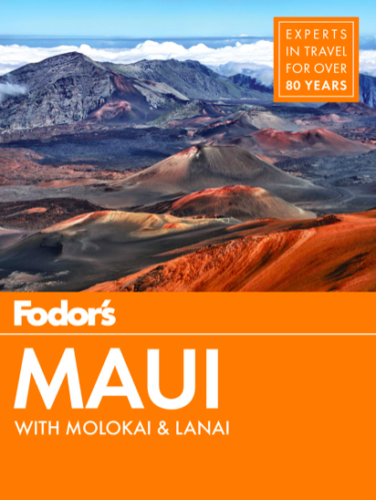 Fodor's Maui with Molokai and Lanai