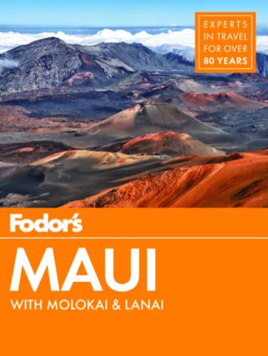 Fodor's Maui with Molokai & Lanai