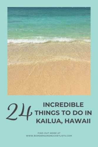 24 Incredible Things to Do n Kailua, Hawaii #kailua #oahu #hawaii #localguide