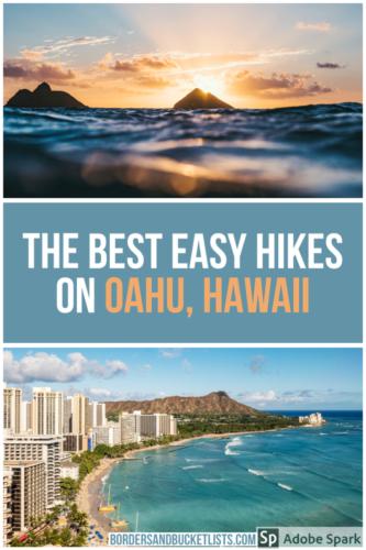 easy hikes on Oahu, best easy hikes on Oahu, hikes on Oahu, Oahu hikes, easy Oahu hikes, easy hikes in Hawaii, easy Hawaii hikes, things to do on Oahu, things to do in Hawaii #oahu #hawaii #hikes #hiking