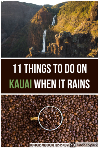 things to do when it rains on Kauai, things to do on Kauai when it rains, what to do on kauai when it rains, kauai, hawaii, things to do on kauai, things to do in hawaii, kauai hawaii, kauai hawaii things to do #kauai #hawaii