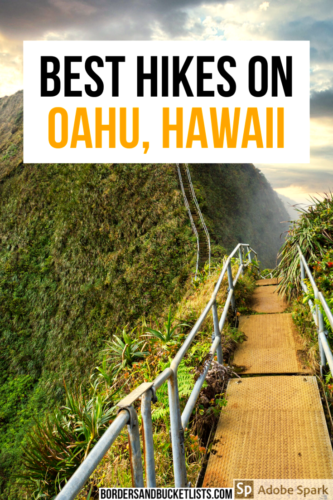 Best hikes on oahu hawaii, oahu hikes, hawaii hikes, best oahu hikes, best hawaii hikes, best things to do on oahu, oahu travel tips, honolulu hikes, waikiki hikes, hawaii travel tips, planning a trip to hawaii, planning a trip to oahu #oahu #hawaii #hikes #hawaiihikes #oahuhikes