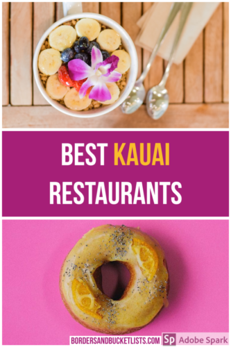 kauai restaurants, places to eat on kauai, where to eat on kauai, kauai restaurants poipu, kauai restaurants north shore, best kauai restaurants, best restaurants in kauai, restaurants in kauai, things to do on kauai, kauai, kauai hawaii, best hawaii restaurants, hawaii restaurants #kauai #food #restaurants #hawaii